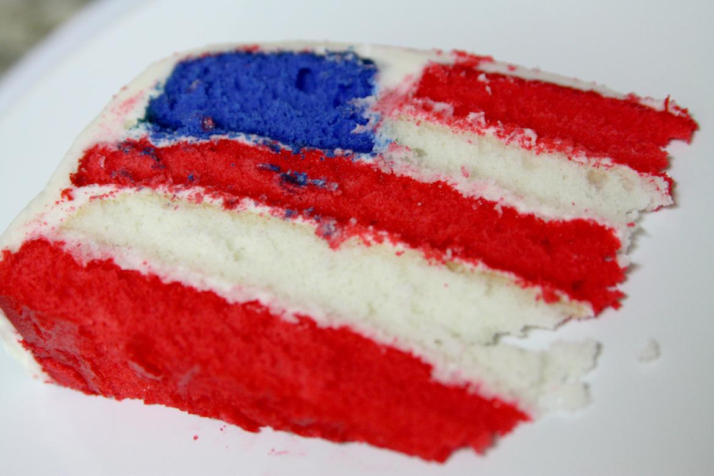 American Flag Cake Recipes — Dishmaps