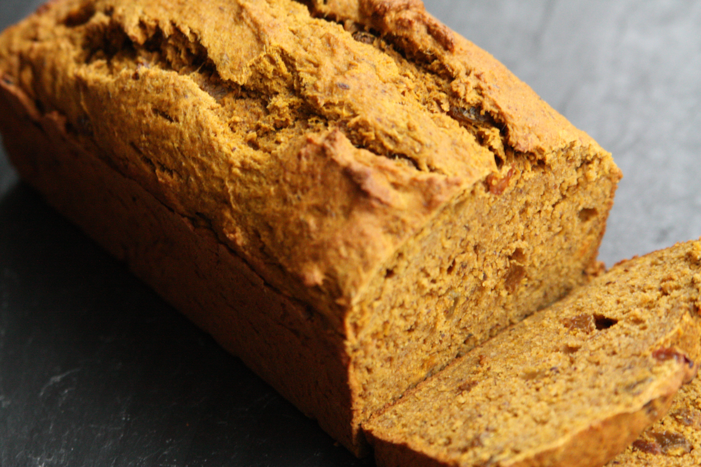 Banana Pumpkin Bread | Rebecca Cakes & Bakes