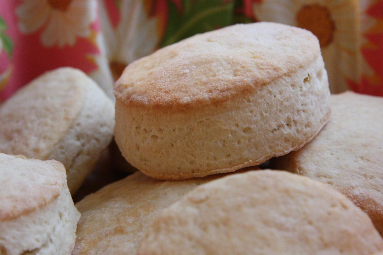 Greek Yogurt Biscuits | Rebecca Cakes & Bakes