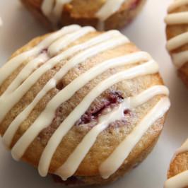 Chocolate Chip Zucchini Muffins | Rebecca Cakes & Bakes