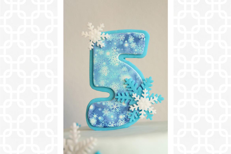 Frozen Rebecca Cakes Bakes