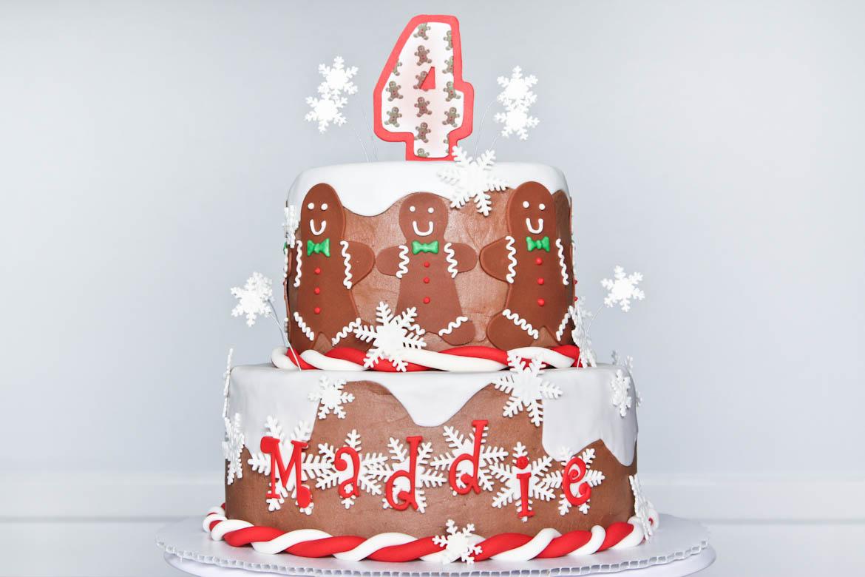 Awe Inspiring Gingerbread Man Birthday Cake Rebecca Cakes Bakes Funny Birthday Cards Online Hetedamsfinfo