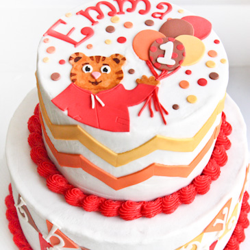 Birthday Cake Rebecca