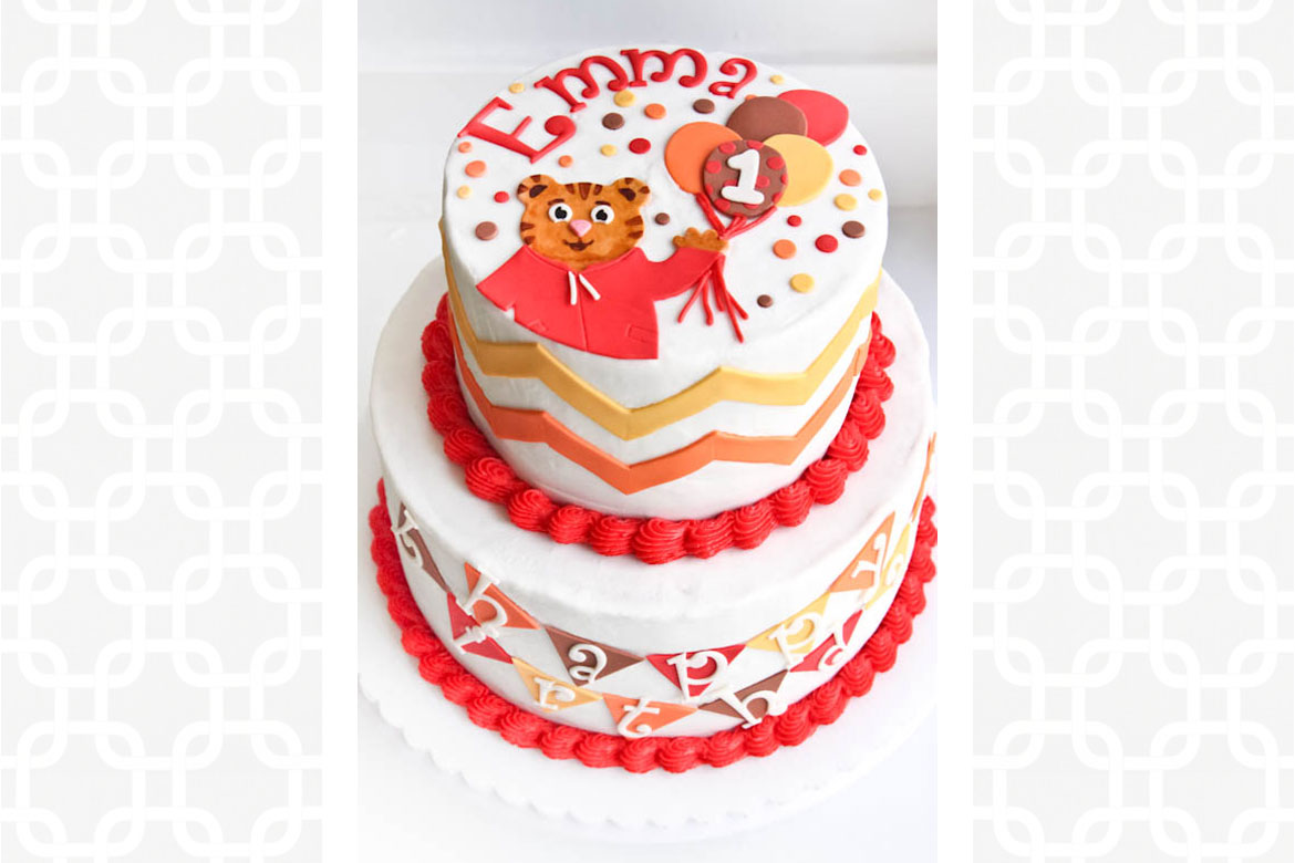 Daniel Tiger S Neighborhood Cake Rebecca Cakes Amp Bakes