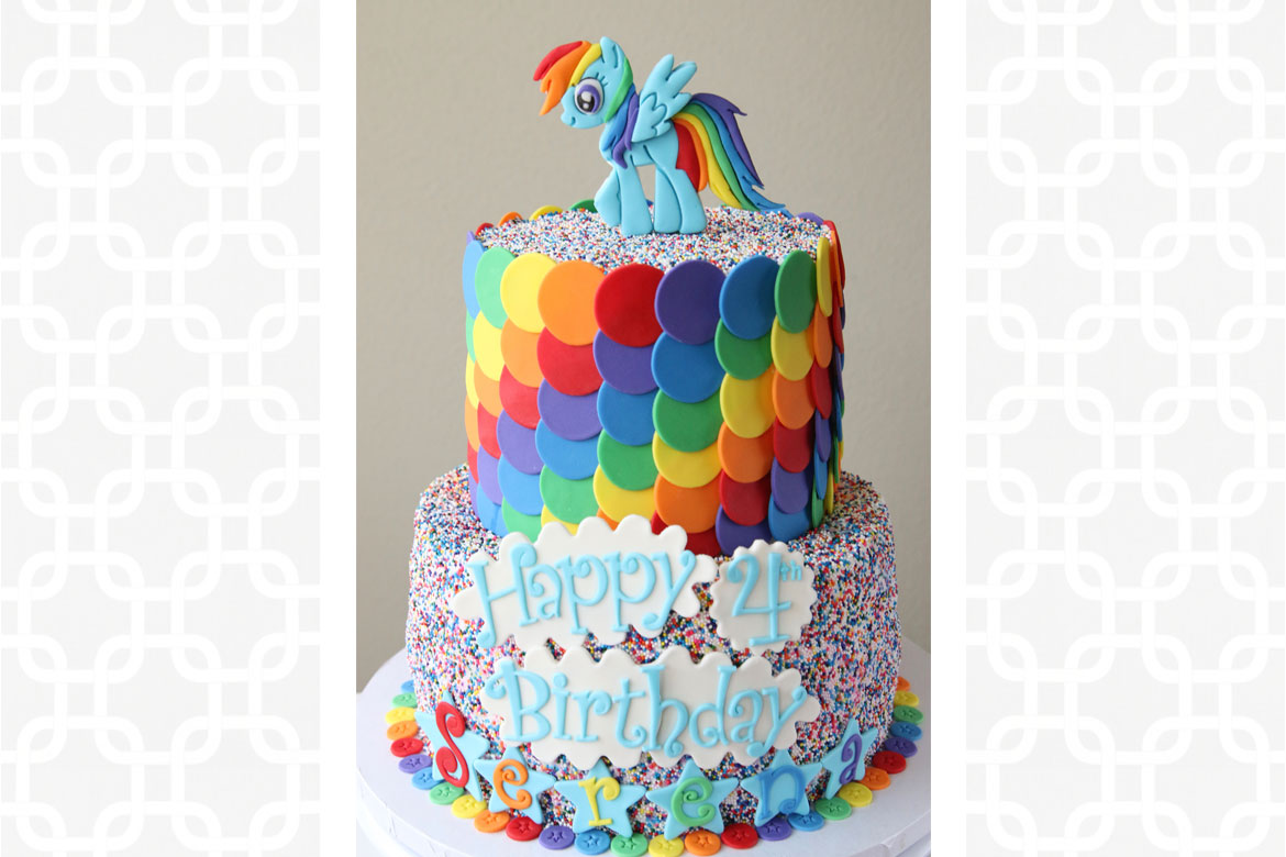 Excellent Rainbow Dash Cake Rebecca Cakes Bakes Funny Birthday Cards Online Eattedamsfinfo